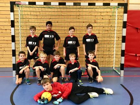 Jungen Fußballer scheitern erneut knapp in der Vorrunde
