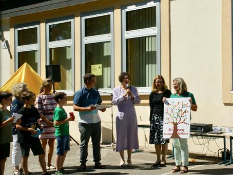 Schulleiterin Petra Hahn geht in den Ruhestand