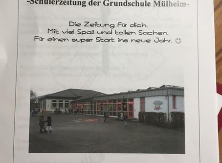 """Der """"Lesefuchs"""" (unsere neue Schülerzeitung) ist da"""