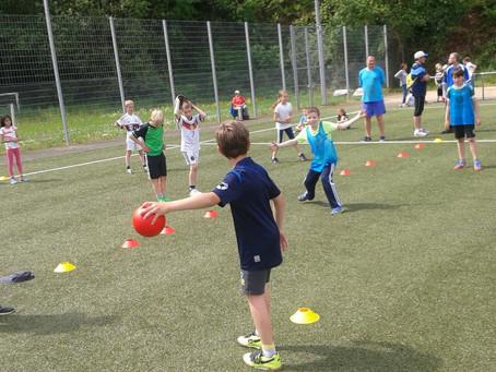 Sportfest der Grundschule Mülheim