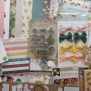 September 2021 Homemade Scrapbook Kit Share! | How to Kill a Kit with Style!