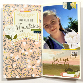 Take Me to the Mountains TN Process   Montana TN - Summer of Stories