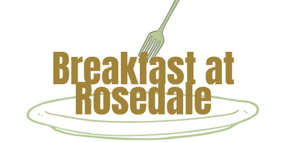 Rosedale Breakfast