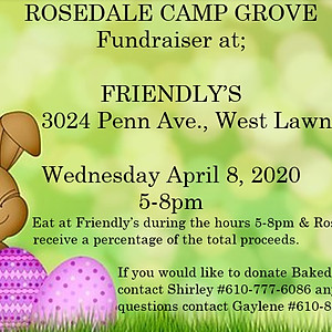 Rosedale 2020 Events
