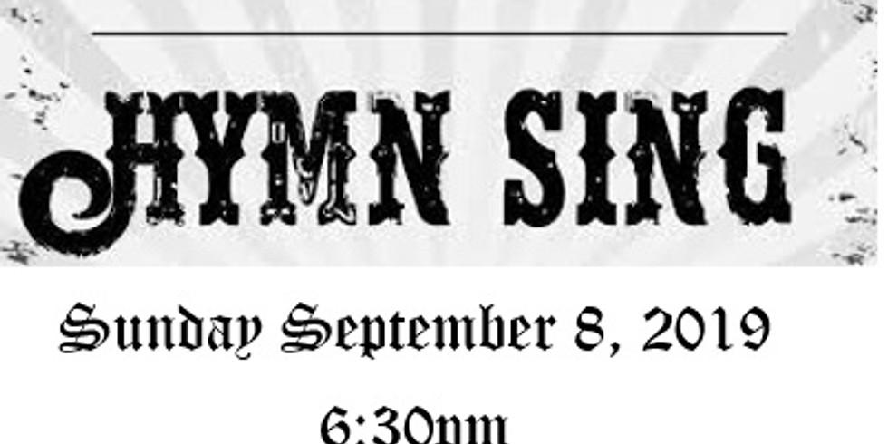 Old Fashioned Hymn Sing
