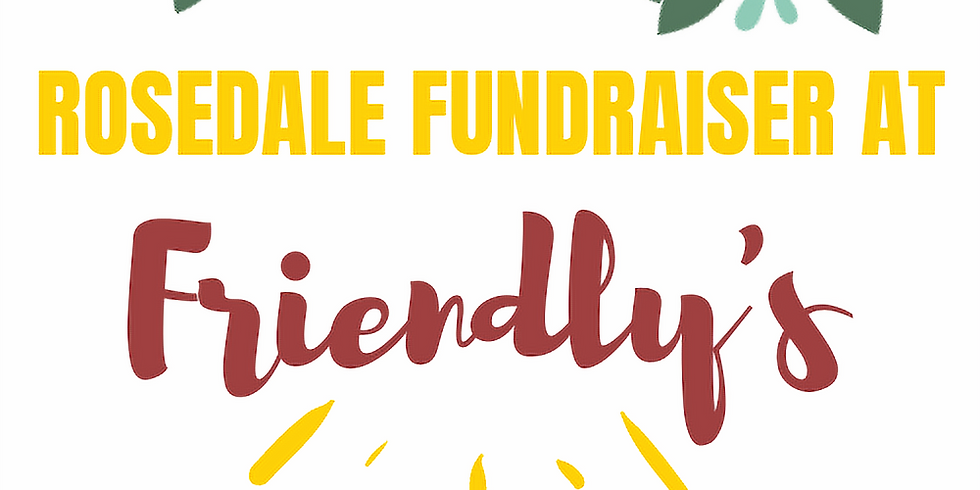 Fundraiser at Friendly's