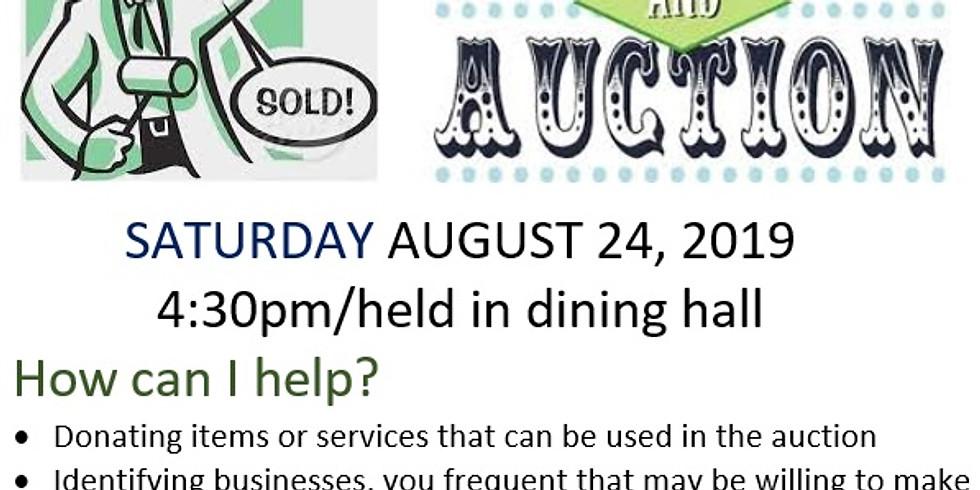 Dinner & Auction
