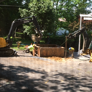 Rosedale Sewer project 2018