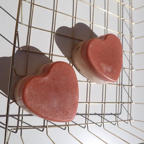 Rose Hearts Facial Bar
