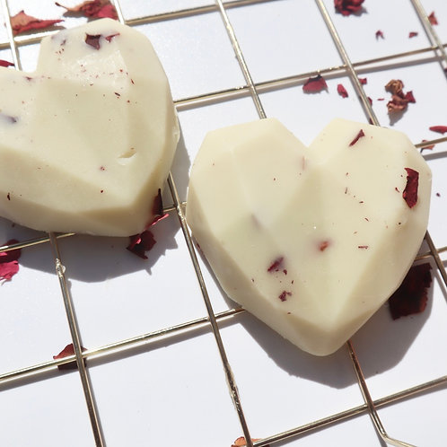 Heart Lotion Bar