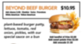 Delray Fresh Beyond Beef Burger