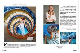 Matéria da artista Fatima Marques -3ª ed