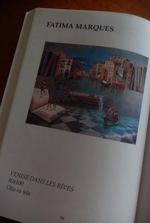 Catálogo XII Edizione Biennale d´Arte Internazionale de Roma-2018