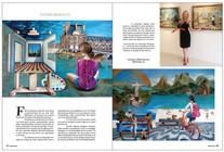 Anuário de Artes LUXUS Magazine-2018
