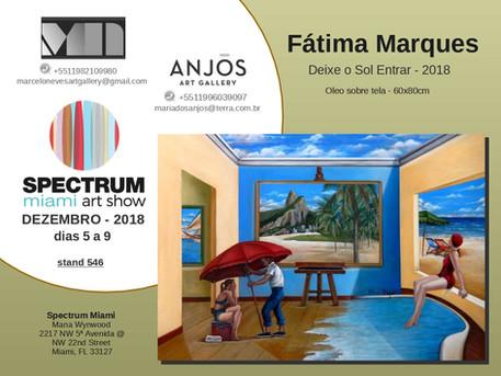 International Fair - Spectrum Miami- 2018