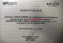 ARTEXPO New York - 2018