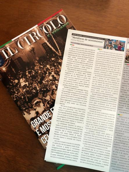 Matéria Revista do Circolo Italiano-2019