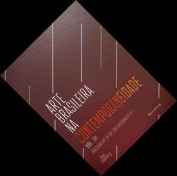 Livro Arte Brasileira na Contemporaneida