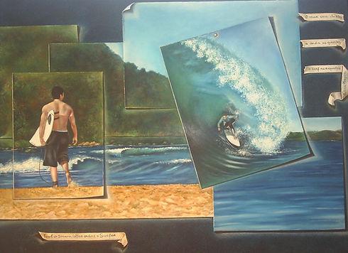 O mar cria ilusões