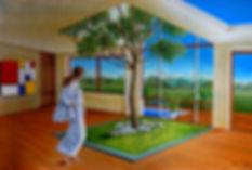 Utopia- 2019 - óleo sobre tela - 80x120