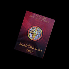 Livro Mondial Art Academia-2015