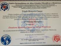 Title Dr. Honoris Causa-Artes-2017