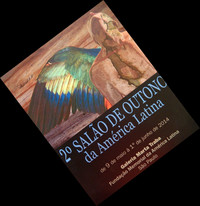 Catálogo 2ºSalão Outono América Latina 2014