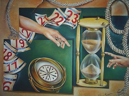O sentido da vida...o tempo e o vento -