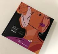 Capa do Livro ARTE NO SÈCULO XXI - MULHERES EM AÇÃO -2021