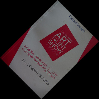 Catálogo Mostra Mercato de Arte Contempo