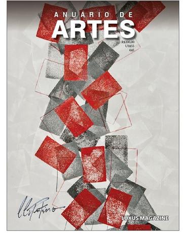 Anuário de Artes LUXUS Magazine - 2ª Edição
