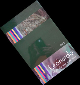 Guía de Arte y Artistas - Leonardo-2012