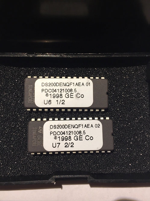 Ds200denqf1a ea eprom kit mark v ge