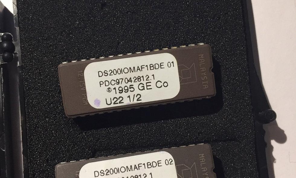 Ds200iomaf1bde---eprom-set-GE-mark-V-speedtronic