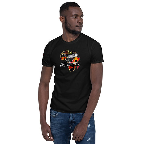 "CH112  ""UNITED AFRICA"" TEE Short-Sleeve Unisex T-Shirt"