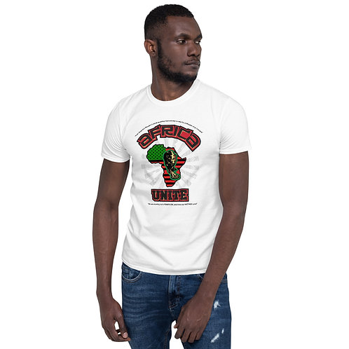 CH105 AFRICA UNITE Short-Sleeve Unisex T-Shirt
