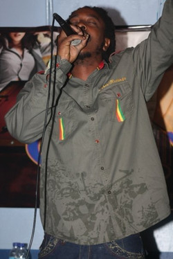 Reggae Artists Isasha