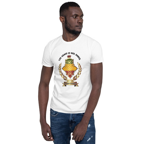 "CH109 ""ADDIS"" CROSS Short-Sleeve Unisex T-Shirt"