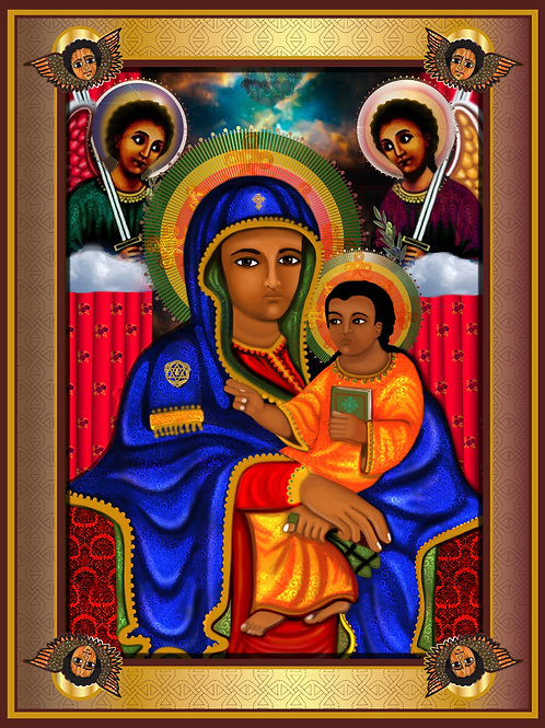 St.Mary and the Christ Child
