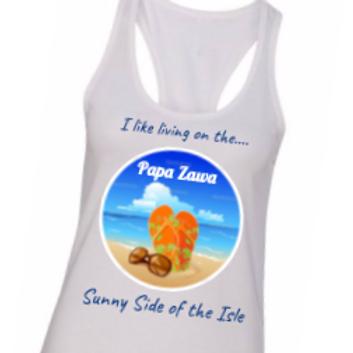 Women's Beach Tee
