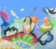 Atelier Les Heures Bleues fond Logo