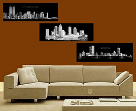 Wix Website Store skylines collection ph