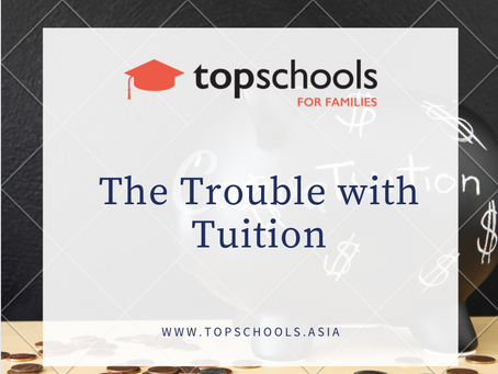 The Trouble with Tuition