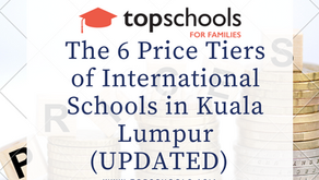 The 6 Price Tiers of International Schools in Kuala Lumpur (UPDATED)