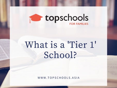 Malaysia: What is a 'Tier 1' School?