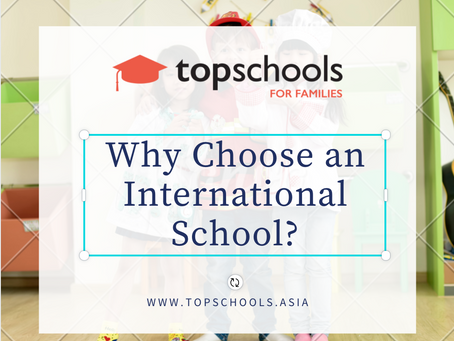 Malaysia: Why Choose an International School?