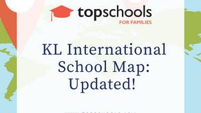 KL International School Map: Updated!