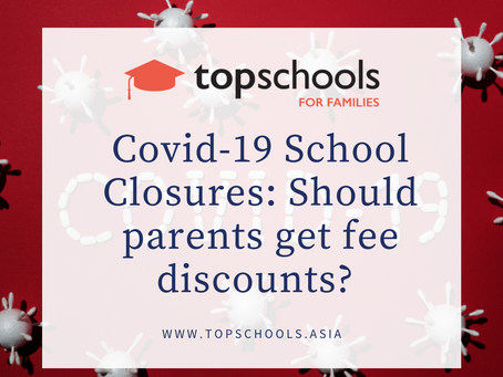 Malaysia: Covid-19 School Closures: Should parents get fee discounts?