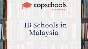IB Schools in Malaysia