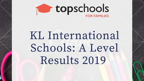 KL International Schools: A Level Results 2019 & 2020